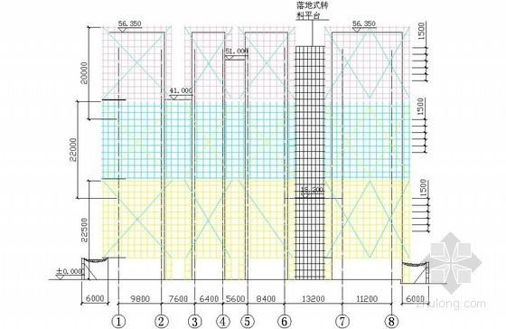 [北京]小高层办公大楼脚手架施工方案(钢管扣件式)