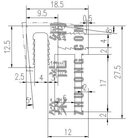 泰丰型材TF-063