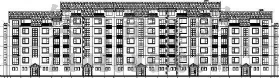 一套完整详细的住宅施工图
