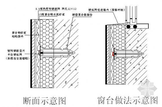 北京某商住楼节能工程施工方案