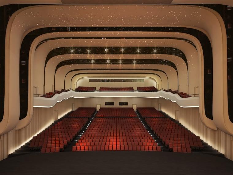 观众厅效果图4