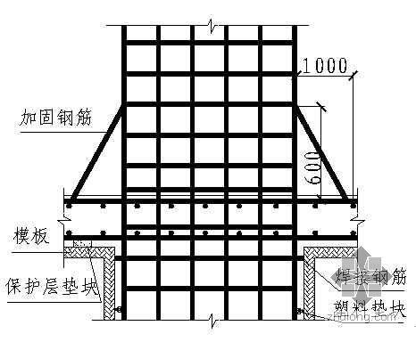 无锡某医院住院楼施工组织设计(12层 框剪