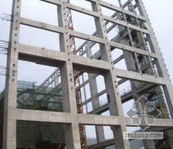 四川某高层商业住宅楼施工组织设计(技术标、框剪、筏基)