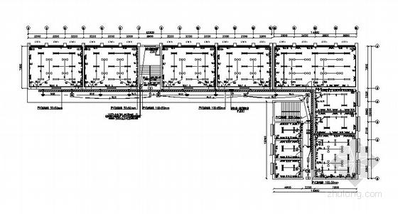 某中学旧楼改造工程电气施工图-建筑电气施工图-土木资料网
