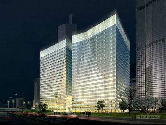 [北京]大型金融区房建工程监理投标大纲236页(知名监理单位,附监