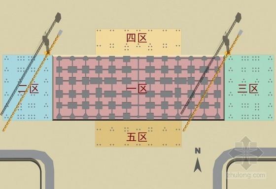 [天津]框架剪力墙结构图书馆工程施工组织设计(210页技术标)-土方开挖及基础施工图