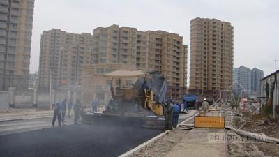 合肥市市政道路改建工程施工组织设计