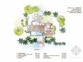 [越南]东南亚风格度假村设计方案图