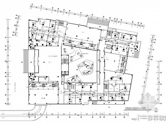 多联分体空调施工资料下载-某综合楼多联分体式空调通风系统施工图