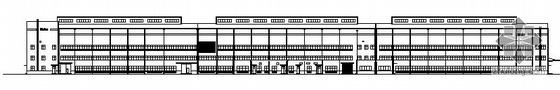 重庆某三层热水器厂厂房建筑施工图