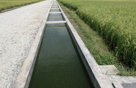 2014年小型农田水利工程量清单报价(总价20万)