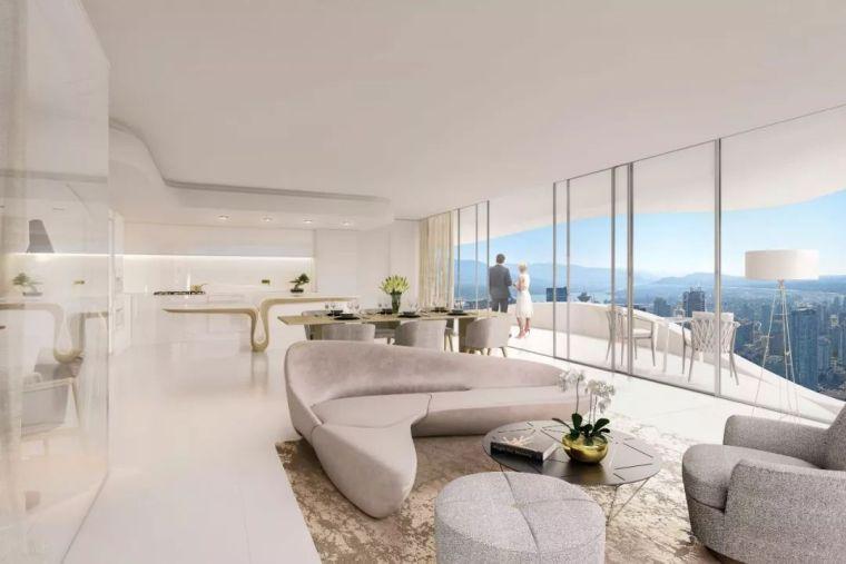 一栋住宅十年设计,这可能是世界上最梦幻的公寓楼_41