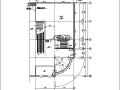 大连某多层购物广场商业建筑设计施工图CAD