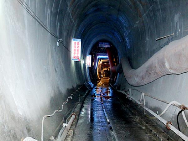 隧道支护施工流程