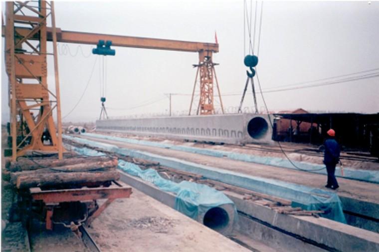 装配式钢筋混凝土及预应力混凝土简支梁桥的施工方法