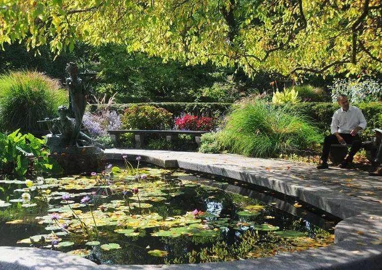 美国景观设计之父|奥姆斯特德和他的纽约中央公园_25