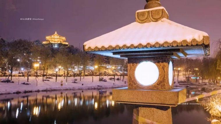 雪景大合集,看看你最喜欢哪里?_62