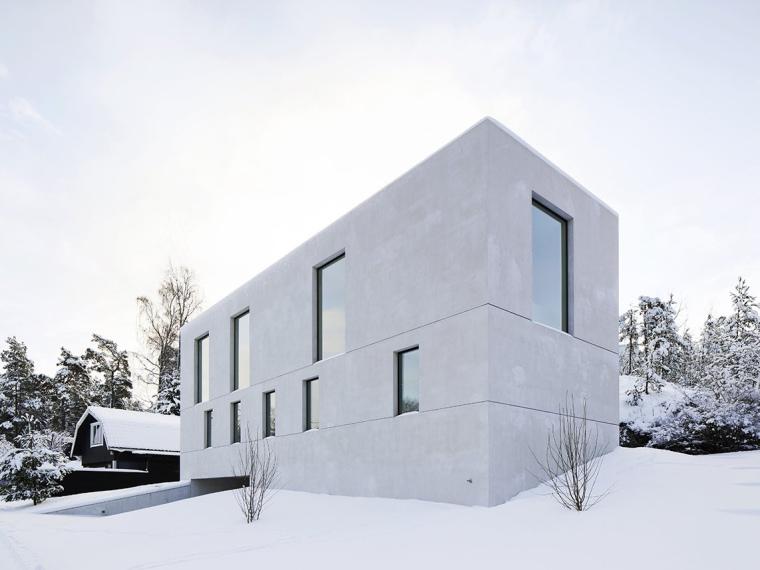 瑞典斯德哥尔摩Mortnas别墅_1