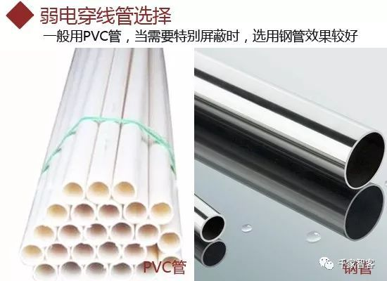 家庭装修弱电布线施工规范及常见问题_6