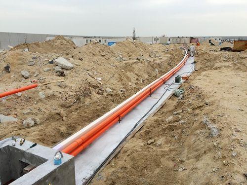 给排水管道施工中管材的选择和穿越曲线的设计