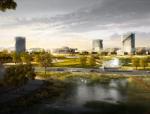 [成都]天府新区彭山产业新城概念性规划及重点区域城市设计