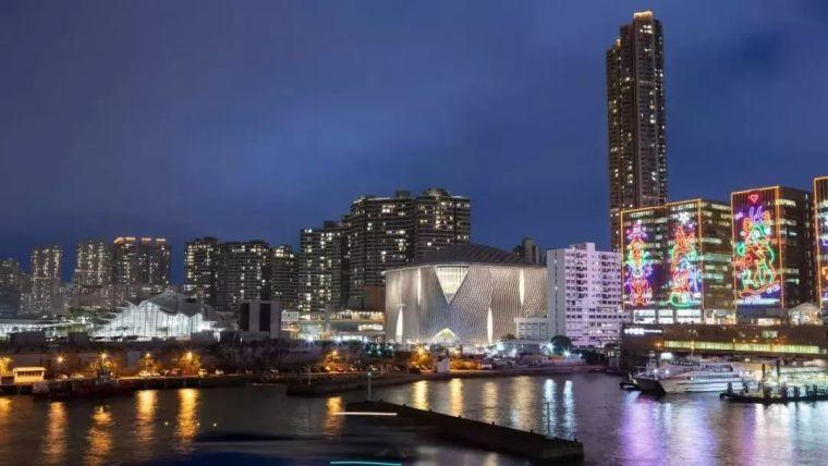 香港新地标!悬浮在27米高空的戏曲中心你见过吗?