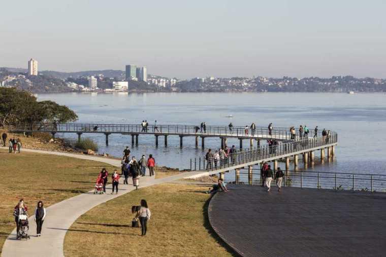 巴西阿雷格里港滨水公园-15