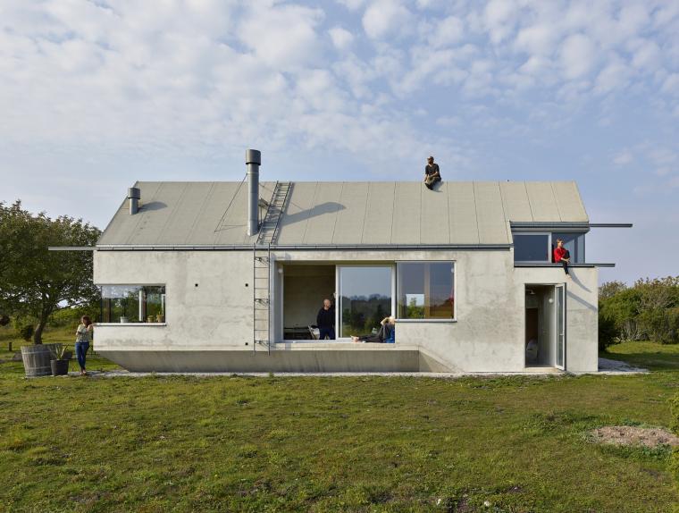 瑞典Hamra住宅和工作室