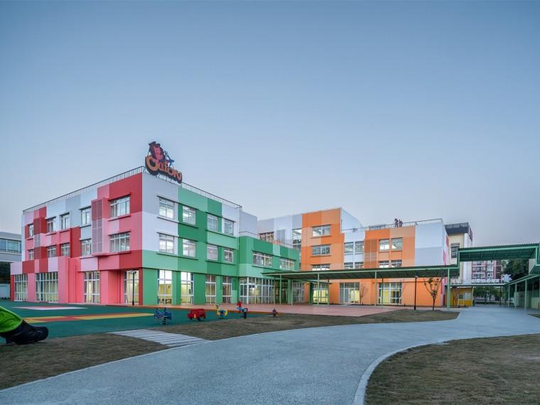 上海宝山贝贝佳欧莱幼儿园