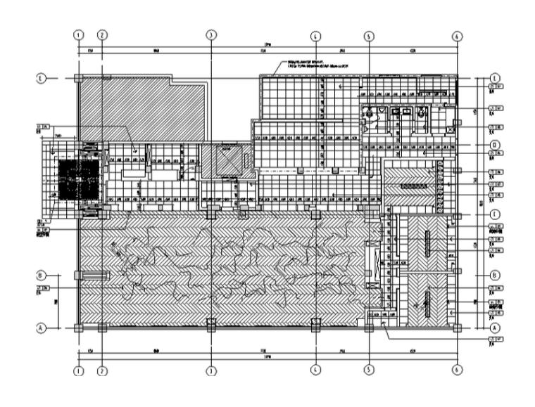 15套精选餐饮空间设计施工图合集(上)(部分附详细物料表)