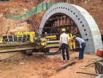 隧道超前管棚支护施工注意要点