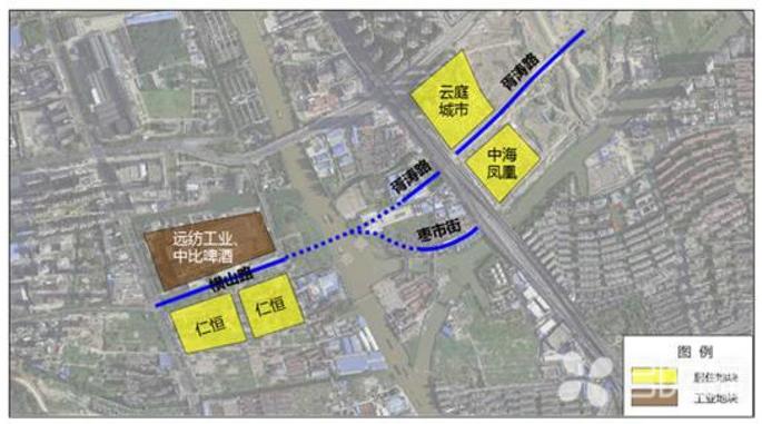 苏州高新区到市区将多捷径 胥涛路对接横山路隧道风险评估公示