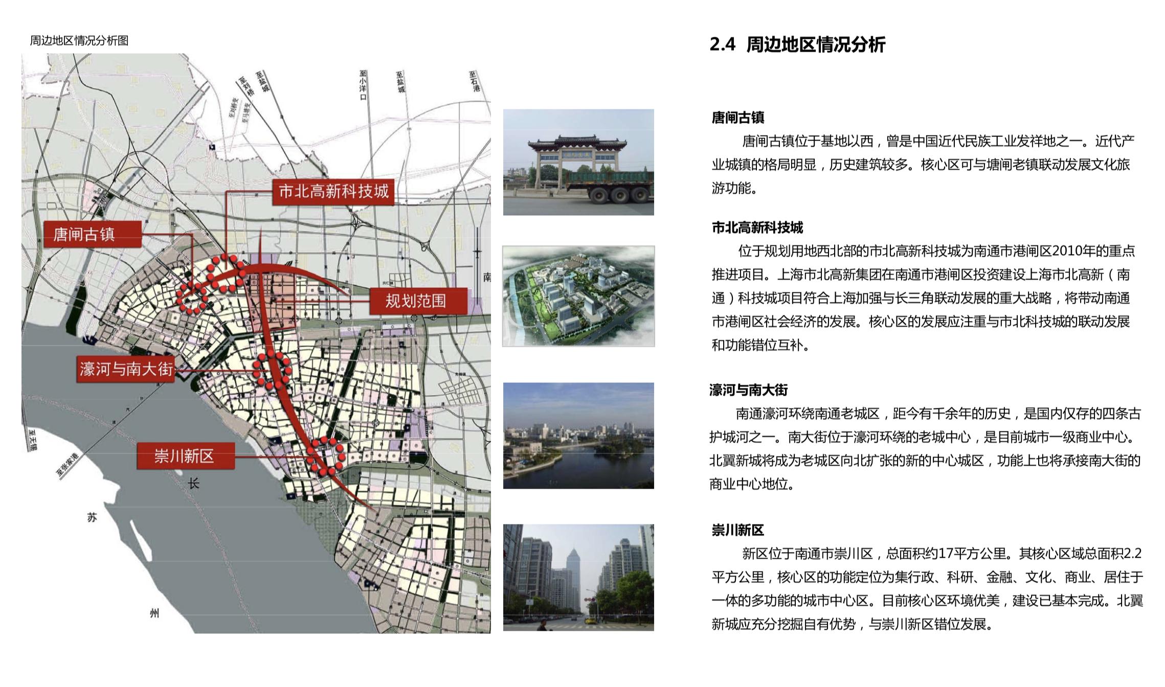 [江苏]南通市北翼新城核心区控规及城市设计方案文本