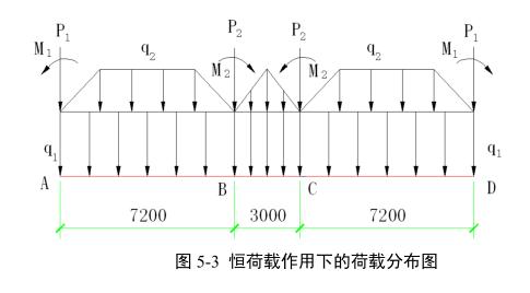 重庆大学毕业设计钢筋混凝土规则框架结构计算书(word,71页)_4