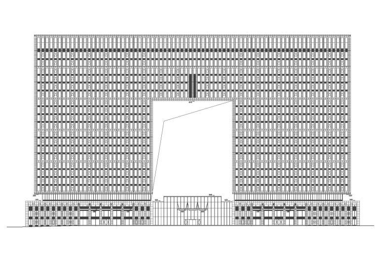 [独家]绿色建筑设计-长春智慧城市产业基地(一期)项目建筑施工图(PDF+CAD)
