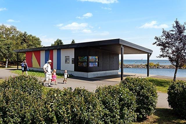 加拿大亚瑟王子码头公园景观设计_4