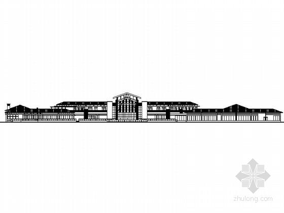[安徽]某二層會所建筑施工圖
