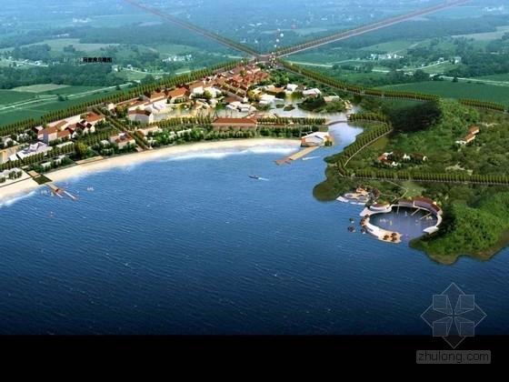 [福建]滨海生态旅游城市景观规划设计方案