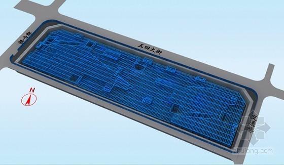 [QC成果]箱型柱上钢梁安装操作平台搭设新法