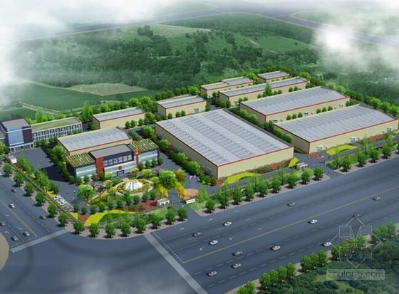 [湖南]2015年科技产业园区道路工程预算书及施工图纸(亮化绿化)