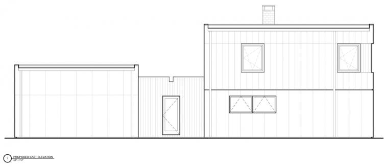 美国新帕尔茨住宅-1 (16)立面图