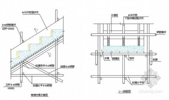 框架核心筒结构办公楼工程施工组织设计(260页)