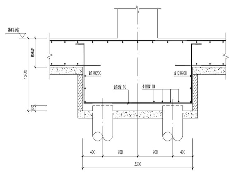 甘肃文化艺术中心场馆地基基础砖胎膜施工方案(四层钢框架支撑+钢砼框剪结构)