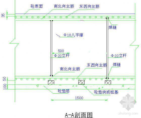 苏州某高层办公楼工程地下室施工组织设计(汽车库、设备用房)
