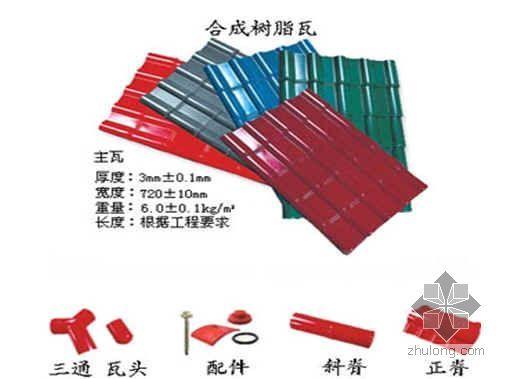 北京某住宅楼屋面平改坡工程施工组织设计