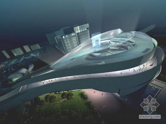 Isuzu汽车博物馆资料下载-[北京]某汽车博物馆建筑设计方案(国际竞赛)-德国