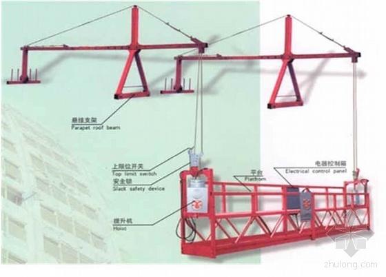 北京某办公楼幕墙工程施工组织设计(图片 漫画)