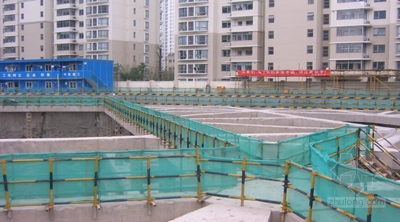 [江苏]医院扩建工程安全防护专项施工方案(附图)