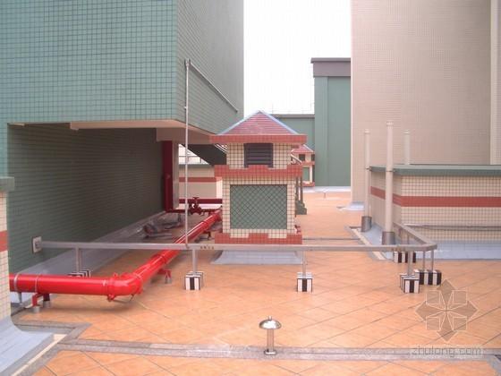 建筑工程设备机房及管道井优秀做法照片