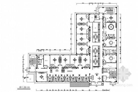 [泸州]综合性豪华私人会所室内施工图